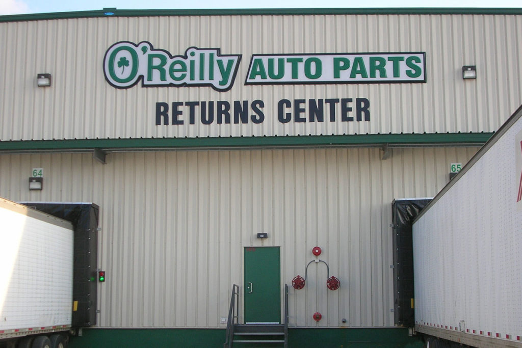 Auto Parts Distribution Center