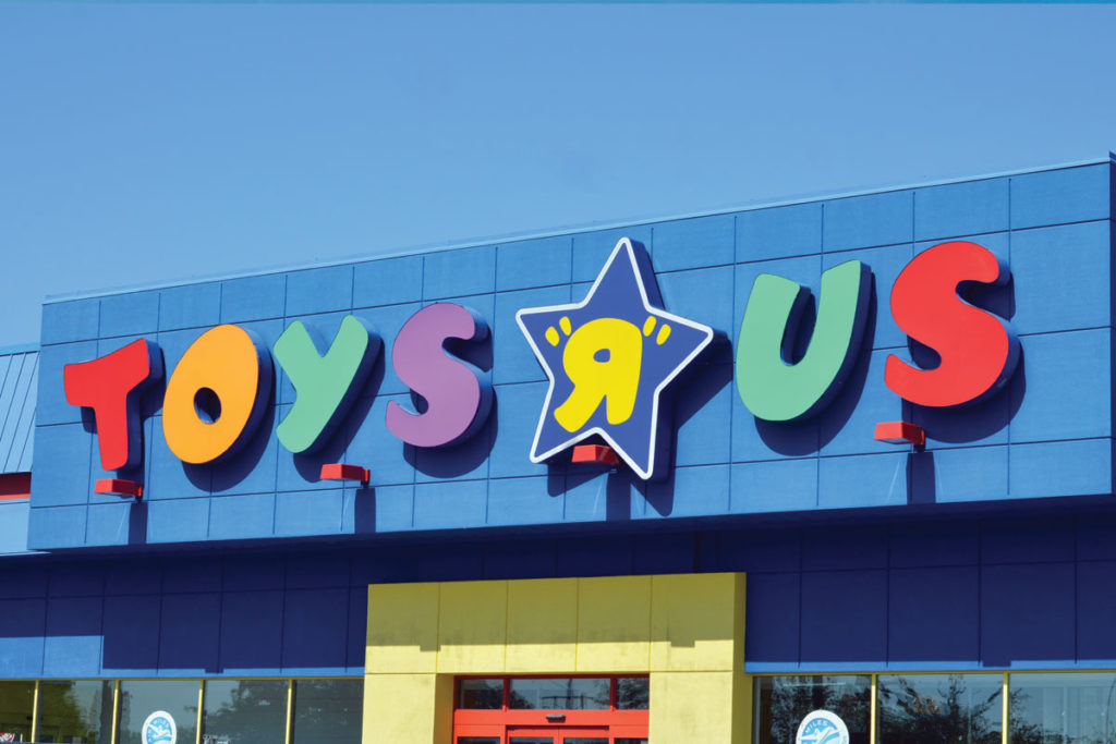 Toys 'R' Us Storefront
