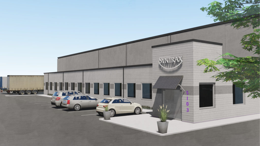 SiO3 (Syntrax) Protein Supplements Storefront rendering